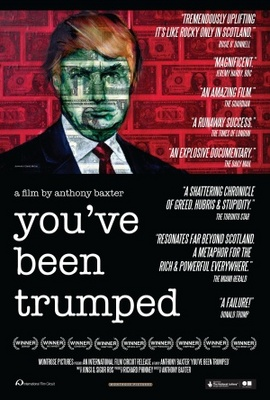 You've Been Trumped movie poster (2011) poster MOV_1905cf91