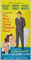 The Man in the Gray Flannel Suit movie poster (1956) picture MOV_19082c7e