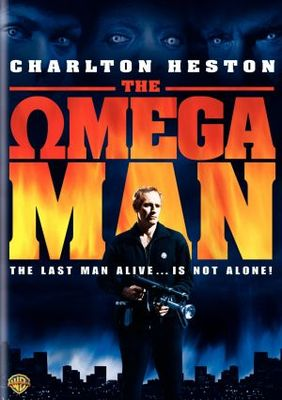The Omega Man movie poster (1971) poster MOV_190c3c59