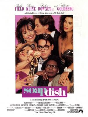 Soapdish movie poster (1991) poster MOV_190ce3f8