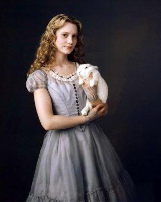 Alice in Wonderland movie poster (2010) poster MOV_190d448e