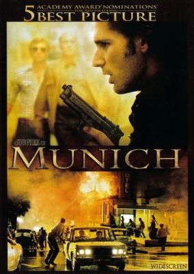 Munich movie poster (2005) poster MOV_1913c32d