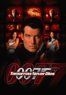 Tomorrow Never Dies movie poster (1997) poster MOV_191a444f