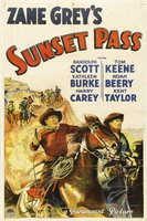 Sunset Pass movie poster (1933) picture MOV_191b22c8