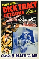 Dick Tracy Returns movie poster (1938) picture MOV_c0f68d8e