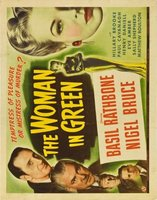 The Woman in Green movie poster (1945) picture MOV_191f0927