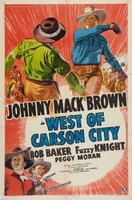 West of Carson City movie poster (1940) picture MOV_192839fe