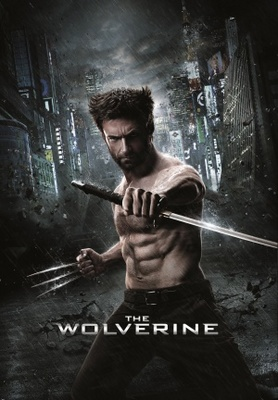 The Wolverine movie poster (2013) poster MOV_1934acf9