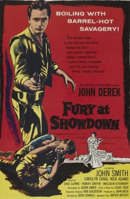 Fury at Showdown movie poster (1957) poster MOV_193775f3