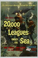 20000 Leagues Under the Sea movie poster (1954) picture MOV_849f3544