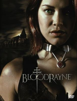 Bloodrayne movie poster (2005) poster MOV_193b6e7b