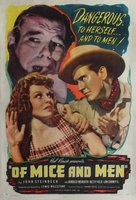 Of Mice and Men movie poster (1939) picture MOV_193ffad1