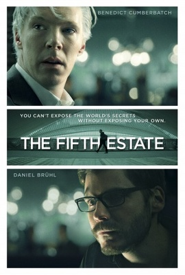 The Fifth Estate movie poster (2013) poster MOV_19419a10