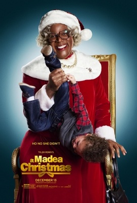 A Madea Christmas movie poster (2013) poster MOV_19520b07