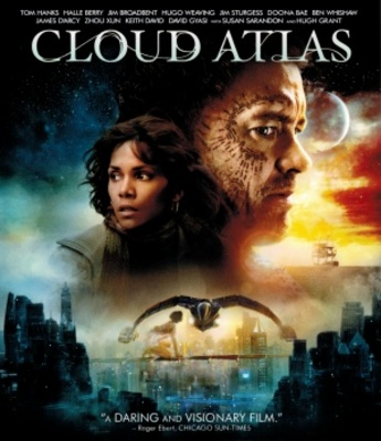 Cloud Atlas movie poster (2012) poster MOV_195de476