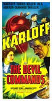 The Devil Commands movie poster (1941) picture MOV_19607fc4