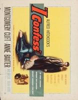 I Confess movie poster (1953) picture MOV_196248f2