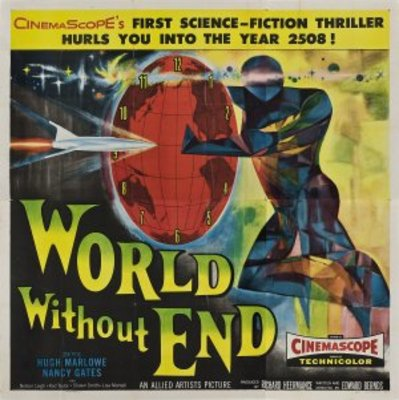 World Without End movie poster (1956) poster MOV_1964aabe