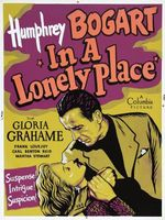 In a Lonely Place movie poster (1950) picture MOV_196814b3