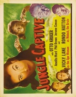 The Jungle Captive movie poster (1945) picture MOV_196fdd7e
