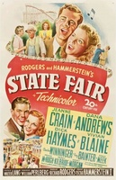 State Fair movie poster (1945) picture MOV_19711be3