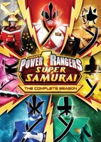 Power Rangers Samurai movie poster (2011) picture MOV_1972df22