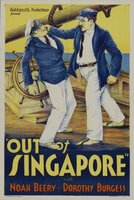 Out of Singapore movie poster (1932) picture MOV_1974da7a