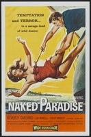 Naked Paradise movie poster (1957) picture MOV_197790fe