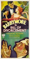 A Bill of Divorcement movie poster (1932) picture MOV_81ef5606