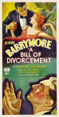 A Bill of Divorcement movie poster (1932) poster MOV_1978bc89