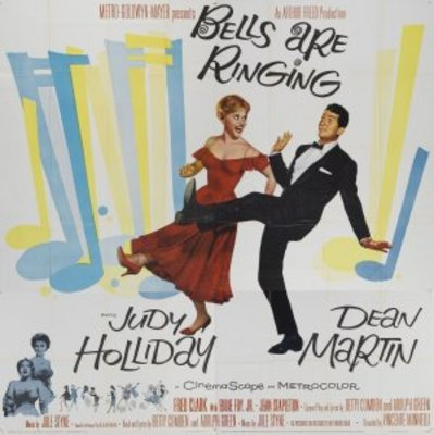 Bells Are Ringing movie poster (1960) poster MOV_198c0013