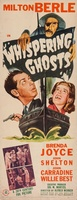 Whispering Ghosts movie poster (1942) picture MOV_3a1e92bb