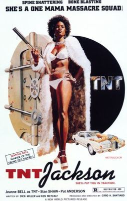 T.N.T. Jackson movie poster (1975) poster MOV_1992528b