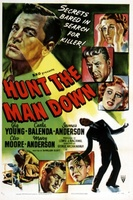 Hunt the Man Down movie poster (1950) picture MOV_1994ca2f