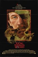 Young Sherlock Holmes movie poster (1985) picture MOV_19978d65