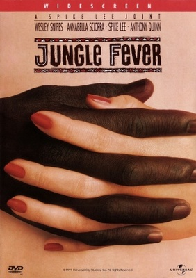 Jungle Fever movie poster (1991) poster MOV_199b3afc