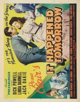 It Happened Tomorrow movie poster (1944) picture MOV_199ba669