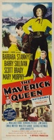The Maverick Queen movie poster (1956) picture MOV_199ebb4d