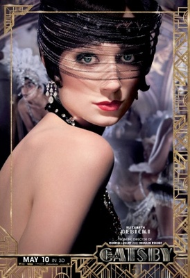 The Great Gatsby movie poster (2012) poster MOV_19a5cf0d