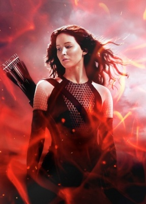 The Hunger Games: Catching Fire movie poster (2013) poster MOV_19a935a5