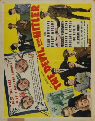 The Devil with Hitler movie poster (1942) poster MOV_19a9fd97