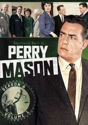 Perry Mason movie poster (1957) poster MOV_19ac08ee