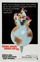 Angel, Angel, Down We Go movie poster (1969) picture MOV_19b14367