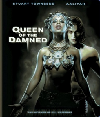 Queen Of The Damned movie poster (2002) poster MOV_19b2ebf3