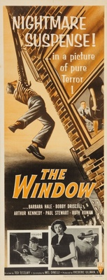 The Window movie poster (1949) poster MOV_19b653b8