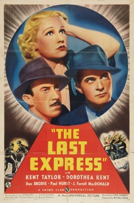 The Last Express movie poster (1938) poster MOV_19bb8880