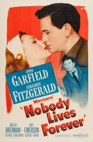 Nobody Lives Forever movie poster (1946) picture MOV_19c39736
