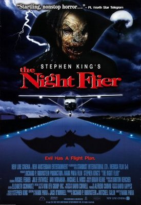 The Night Flier movie poster (1997) poster MOV_19c5dbd4