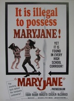 Maryjane movie poster (1968) picture MOV_19cde065