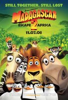 Madagascar: Escape 2 Africa movie poster (2008) picture MOV_19d3627a